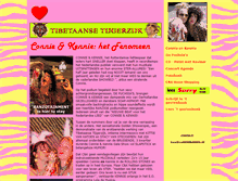 Tablet Preview of conniekennie.nl